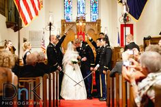 Fort Snelling Chapel - Minneapolis Wedding Photographer | DnK Photography