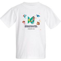Kyrascope Branded Tshirt (Front)