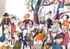 children's book - felicita sala