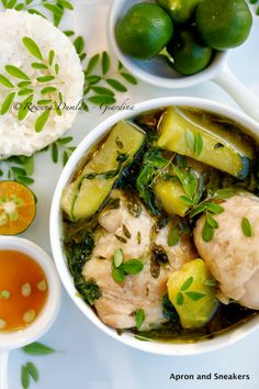 Apron and Sneakers - Cooking & Traveling in Italy and Beyond: Ginger and Chicken Soup (Tinola)