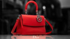 """dior: """"Intimate savoir-faire behind the making of the 'Be Dior' bag. """""""