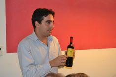 1º #MartesDeCata Flores &Remírez de Ganuza. Miguel Gavito, conductor de la cata, nos presenta los vinos que combinarán con los platos de Flores Gourmet