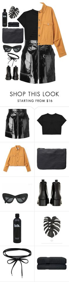 """""""Combo"""" by mode-222 ❤ liked on Polyvore featuring Isabel Marant, Pieces, CÉLINE, Acne Studios and Thomas Sabo"""