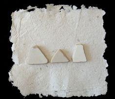 Forme, Fernanda Menendez. Handmade paper and Eolic's traces.