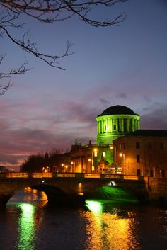 The Four Courts, Inns Quay | Flickr - Photo Sharing!