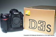 NIKON D3s Body 12.1MP Digital Camera Excellent #Nikon