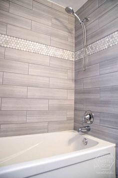 Shower Tiles On Pinterest Tile Bathroom And Tile Ideas 12x24 Tile In Small…