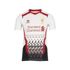 LFC Mens Away S/S Shirt 13/14