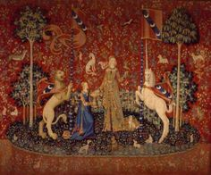 Three Pipe Problem: The Lady & The Unicorn - an Enlightened Medieval tapestry