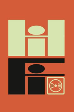 Hi Fi graphic