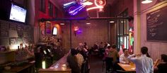 unpretentious craft beer downtown: Barbara's at the Brewery