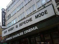 Our hobby is Depeche Mode. Yes!!