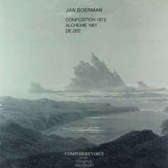 Jan Boerman - Composition 1972 / Alchemie 1961 / De Zee (Vinyl, LP) at Discogs