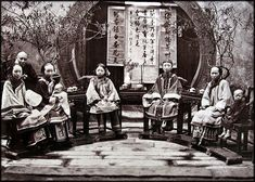 vintage everyday: Vintage Photographs of Pre-Revolution China, 1870-1946