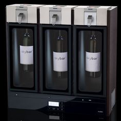 Check out the Espresso Brown Wine System at skybarhome.com.