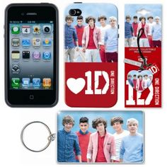 the boys have official one direction iphone case they are new to the store!!!! I have this one :)