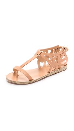 Ancient Greek Sandals Alethea Wedge Sandals | SHOPBOP