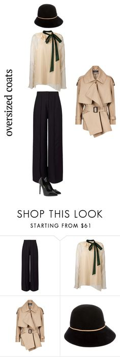 """""""Lovely Lady"""" by im-karla-with-a-k ❤ liked on Polyvore featuring Miss Selfridge, Chloé, Burberry and Yves Saint Laurent"""