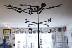 Edward Gorey House Museum by astropop, via Flickr