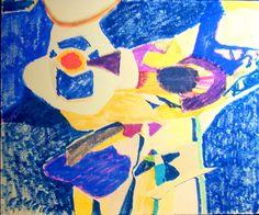 001 watercolor by John Warren Oakes