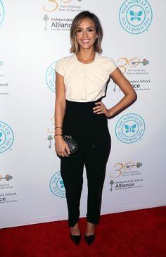 Jessica Alba à une soirée mondaine à Beverly Hills | Clin d'oeil
