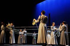 totagenda cultura: totagenda cultura recomana: Trama, l´espectacle de dansa del grup Esbart Egarenc a la XIV Fira Modernista de Terrassa -Vallès Occidental- el 7 de Maig