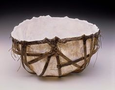 Contemporary Basketry: Mixed Materials, Nomad, Pat Hickman & Lilian Elliot