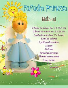 fofucha Princesa