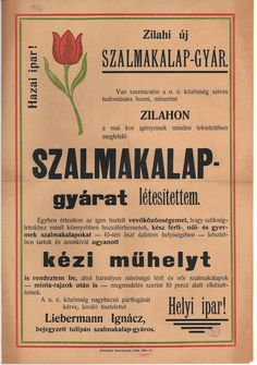1906 Budapest, Illustrations And Posters, Vintage Posters, Tarot, Advertising, 1, History, Blog, Poster