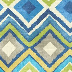 New Arrivals Fabric by the Yard Street of Dreams Blue NA4190