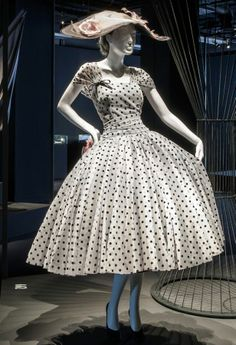 50s Comes To Life In London - Fashion - Stylist Magazine