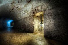Into the light. San Cristobal Castle, Old San Juan, Puerto Rico by Eli.a Locardi on Flickr.