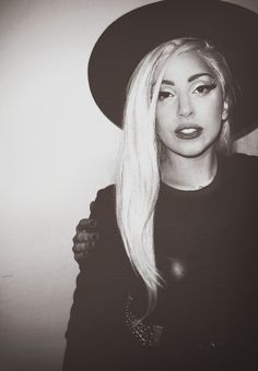 Lady Gaga love how unique and does not care what other people think <3