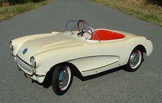 kiddie corvette, lambrecht auction, chevy auction pierce nebraska