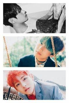 BTS Era I NEED U RUN Fire | Jin | Rap Monster | Jimin | Suga | J-Hope | V - Taehyung | Jungkook