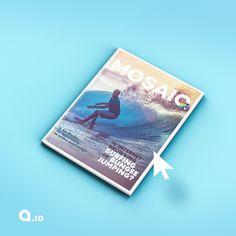 Mosaiq, your magazine online!