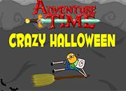 Adventure Time Crazy Halloween | juegos adventure time - hora de aventuras