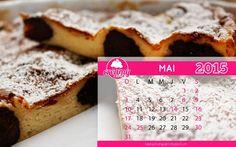 Creamy  Cakes: Mai * Maio