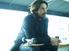 Christian Bale for Esquire Magazine