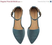 Flats in Shoes - Etsy Women - Page 9