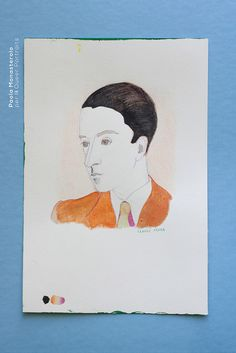 Queer Portraits, di Paola Monasterolo    3: Sandro Penna