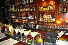 Cottons in Camden is a great place for cocktails. They have over 600 different Rums behind the bar! Get there for happy hour.