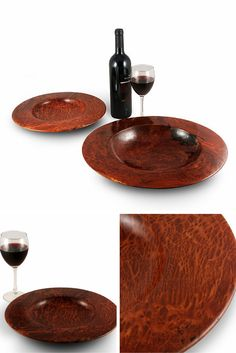These bowls are amazing pieces of Australian Redgum Burl crafted to perfection. The bowls are available in two basic sizes, small and large.