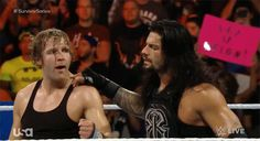 Wwe Superstar Roman Reigns, Wwe Roman Reigns, Dean Ambrose, Roman Regins, Roman Warriors, Seth Rollins, Wwe Wrestlers, Wwe Superstars, Favorite Person