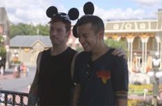 Twenty One Pilots Visiting Disney World Might Be The Best Thing Ever