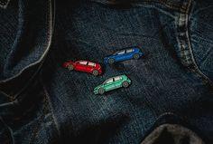 VW MK7 Golf R Soft Enamel Pins | Etsy