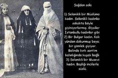 Osmanlı Devleti'nde insanlar nasıl giyinirdi? 1850 YILI