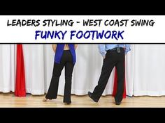 Calling all Leaders - Are you looking to get a little funky with your footwork as a leader? This video has 3 things you need to learn to look cool on the flo. West Coast Swing Dance, Swing Online, Dance Moves, Dance Videos, Online Work, 3 Things, Case Study, Improve Yourself, Dancing