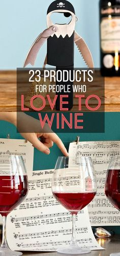 23 Products Everyone Who Loves To Wine Should Own. give your bottle collection some class. Wine Drinks, Alcoholic Drinks, Cocktails, Beverages, Wine Gadgets, Wine Facts, Wine Guide, Wine Night, Gifts For Wine Lovers