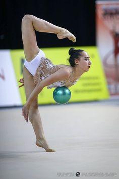 Salome Pazhava (Georgia), Grand Prix (Brno) 2016